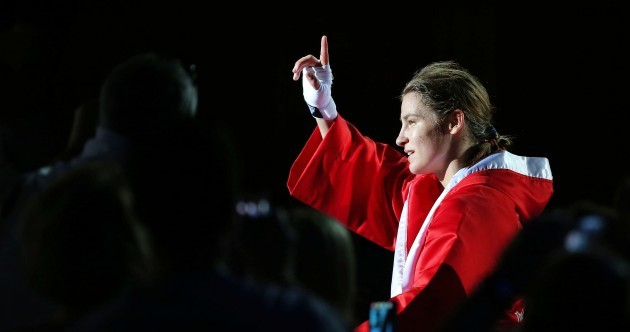 Olympic Breakfast: Gold beckons for Taylor