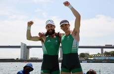 Olympic Breakfast: Paul O'Donovan and Fintan McCarthy secure gold for Ireland