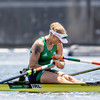 Sanita Puspure fails to qualify for single sculls final