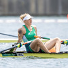 'She's done rowing in Ireland proud and she can hold her head high knowing what she's done'