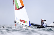 Annalise Murphy moves into 14th place after impressive day's racing