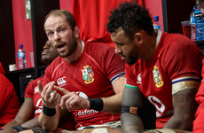 'The refs have the hardest job in the game' - Lions captain Alun Wyn Jones