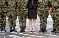 'Societal dysfunctionality' around gender roles needs to be tackled, says Defence Forces chief