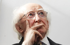 President Higgins raises concerns about volume of legislation he's asked to consider in a short period