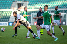 Late, late Patching goal seals comeback Dundalk victory against Levadia Tallinn
