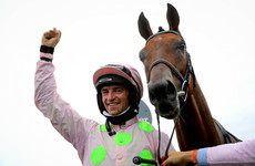 Saldier defies top-weight to clinch Galway hurdle and land huge double for Mullins