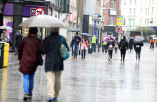 Bank Holiday weekend off to rainy and thundery start but dry conditions are on the way