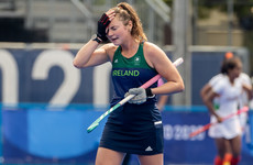 Ireland hockey team suffer huge blow to quarter-final hopes as India strike late