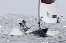 Annalise Murphy misses out on Laser Radial medal race