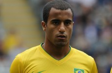 Sorry Fergie, PSG announce deal for Brazil starlet Lucas Moura