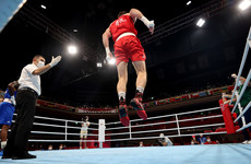 'Just a little bit of a scare' - Team Ireland confident Walsh will compete in semi-finals