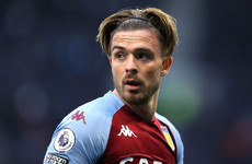 Manchester City silent on reports of official €117m bid for Jack Grealish