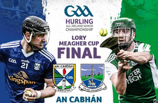 A six-year layoff to making history in Croke Park - Cavan chase hurling glory