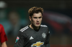 Irish underage international leaves Manchester United for Rangers