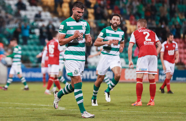 Mandroiu double sends Rovers clear at the top with win over Pat's