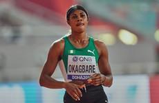 Nigerian sprinter Okagbare fails drug test, out of Olympics