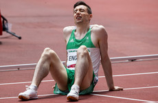 Disappointment as Mark English misses out on 800m semi-finals