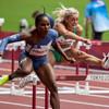 Sarah Lavin exits 100m hurdles despite second-fastest time of career