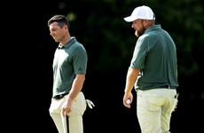 McIlroy and Lowry chase Schauffele on stacked Olympic leaderboard