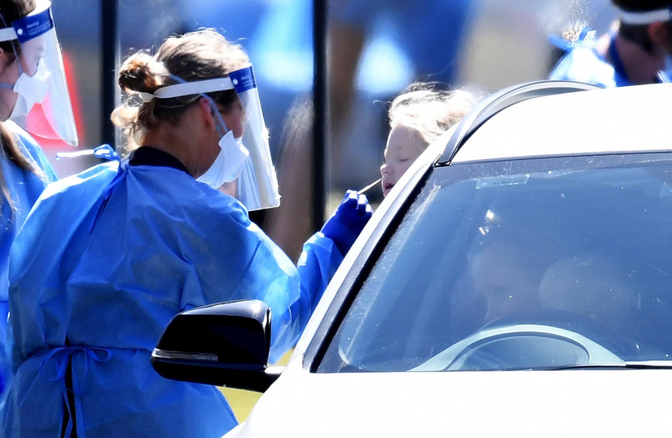 Australia's third-largest city of Brisbane to enter snap lockdown