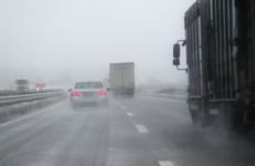Poll: Should motorway speed limits be cut when it rains?