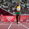 Jamaica clean sweep as Thompson-Herah storms to gold in blistering 100m final