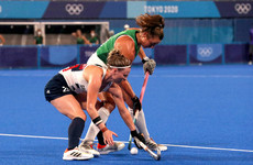 Irish women's hockey team's Olympic dream ends after Great Britain defeat