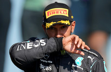 Lewis Hamilton blows F1 title door wide open with pole at Hungarian Grand Prix