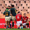 Brilliant second half from Boks takes Lions series into deciding third Test