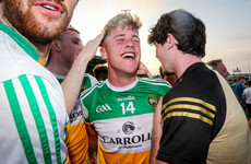 Star forward hits 2-4 as Offaly see off Cork to reach All-Ireland U20 final