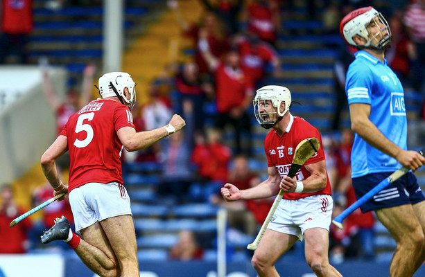 Cork beat Dublin to score halftime goals with Kilkenny – The42 as key to qualifying for All-Ireland semi-finals