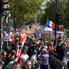 French police clash with anti-Covid pass protesters in Paris
