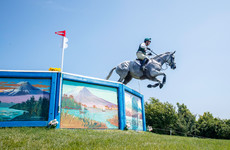 Mixed results for Ireland's eventing team after challenging cross-country phase