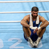 French boxer stages sit-in protest after Olympic 'injustice'