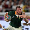Big boost for the Springboks as Vermeulen makes return from injury