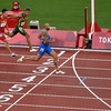 Italy's Lamont Marcell Jacobs storms to victory in 100m Olympic final