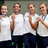 'There had been four female Irish Olympian medallists and we doubled that number in one race'