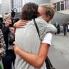 In pics: Emotional scenes as Ireland's Olympic rowing heroes return home