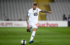 Lille beat eight-in-a-row curtain raiser chamions PSG in Tel Aviv