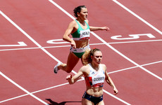 Phil Healy runs season's best time but misses out on semi-finals