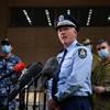 Troops hit Sydney streets to help enforce its prolonged lockdown