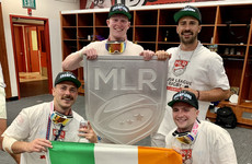 Irish quartet help the LA Giltinis to Major League Rugby title
