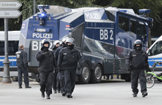 Man dies after being detained by Berlin police during anti-restrictions clashes