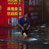 Death toll in central China floods has tripled to over 300