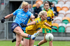 Rowe scores 2-3 as Dublin overcome tough Donegal challenge to book semi with Mayo