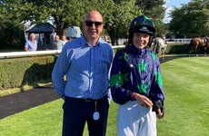 Dream start for 16-year-old Fern O'Brien as she guides home 25/1 winner for father Fergal