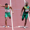 Leon Reid through to 200m semi-finals but disappointment for Marcus Lawler