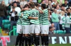 Celtic keep Champions League dream alive