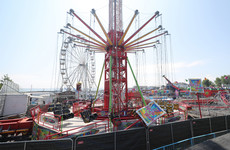 Legal action launched against Antrim funfair over collapse of ride