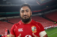 Bundee Aki starts for the Lions as Gatland makes six changes for final Test